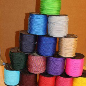Vlaggelijnen, trimlijnen, 100% polyester, Hoge UV bescherming