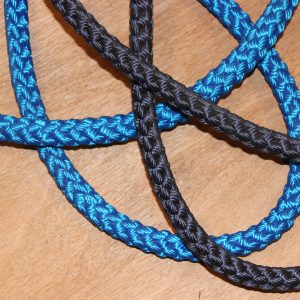 Gevlochten polypropyleen met polyester